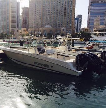 2014 Wellcraft 35 Scarab Offshore Tournament