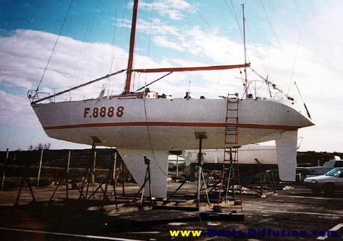 1981 Beneteau PROTO FIRST 42
