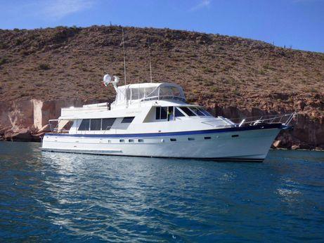 1987 Nordlund Pilothouse Motor Yacht