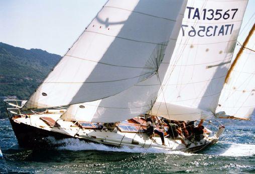 1998 Cantiere Alto Adriatico SCIARRELLI ONE OFF YAWL progetto n.133/1995