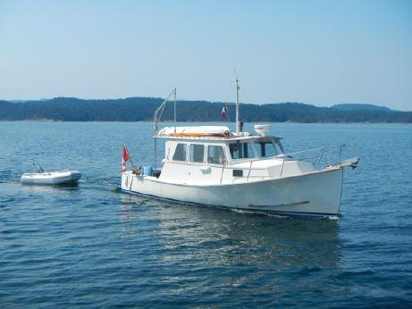 1987 Martin 32 Lobster Lobster Boat