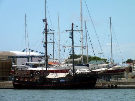1960 Custom Pirate Ship / Day Charter Vessel