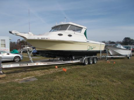 2002 Sport-Craft 232 Sportfish
