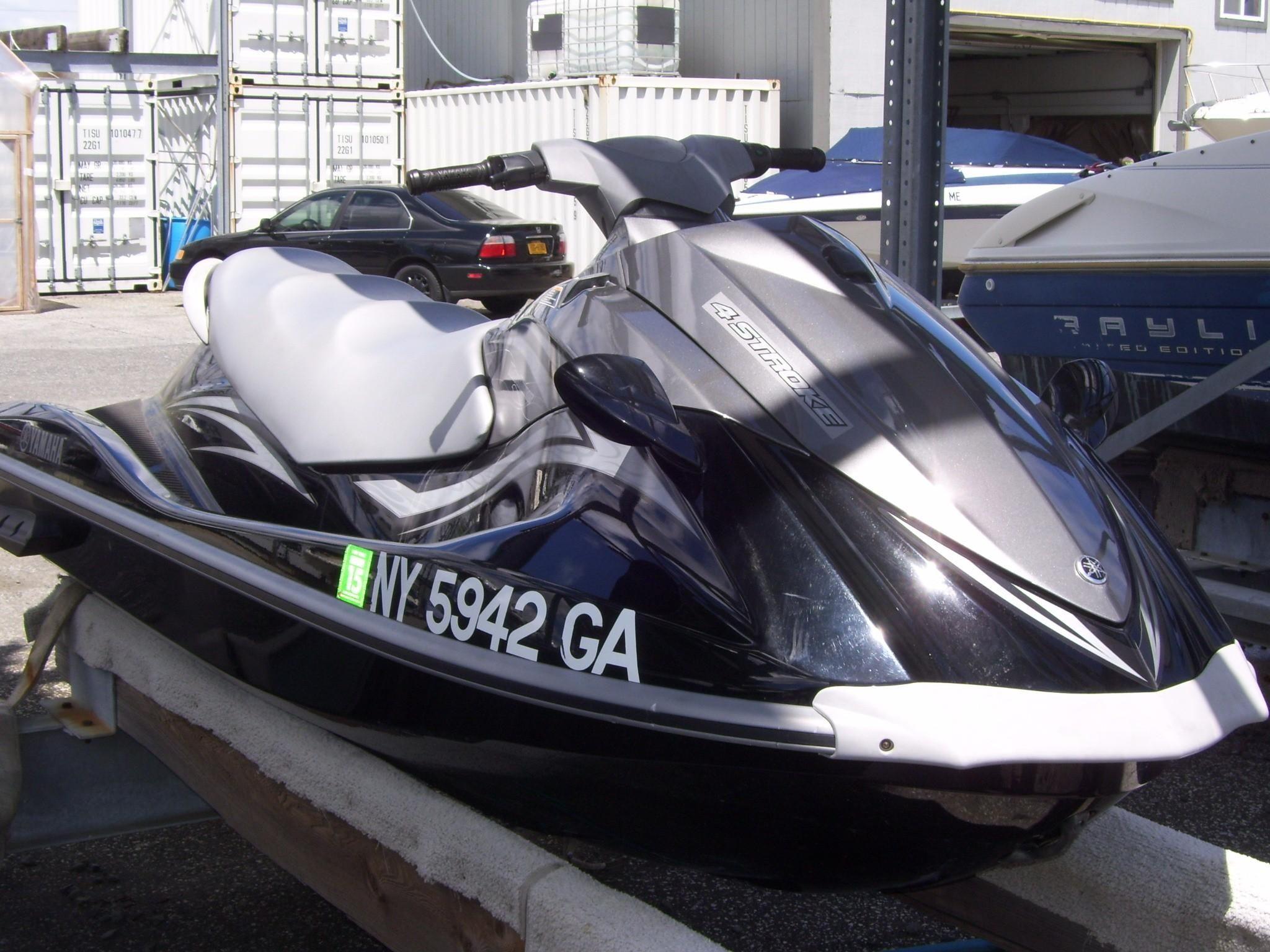 2008 yamaha waverunner vx deluxe power boat for sale www for Yamaha waverunner vx