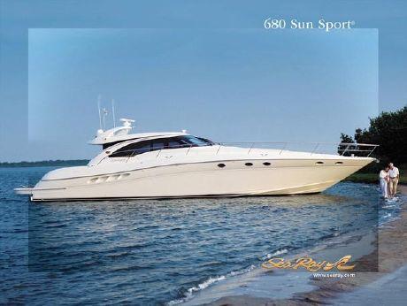 2002 Sea Ray 680 Sun Sport