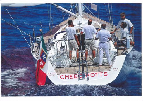 2008 X-Yachts X 50