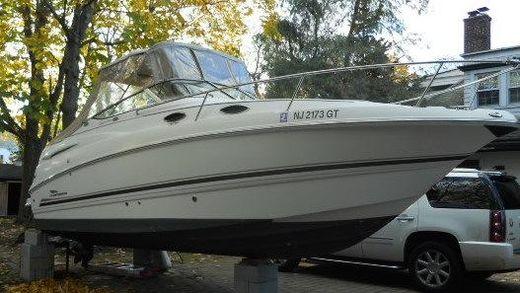 2003 Chaparral 240 Signature Cruiser