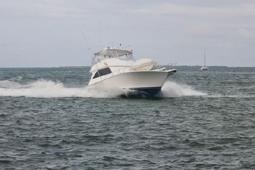 1999 Viking Yachts 55 Convertible