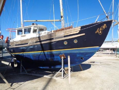 1976 Fairways Marine Fisher 30