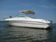 1998 Sea Ray 280 Sunsport w trailer