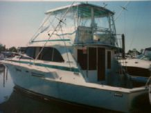 1981 Bertram 46 SF