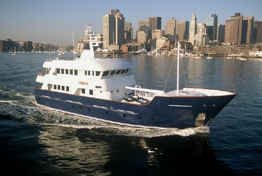 2001 Newcastle Marine Expedition Yacht
