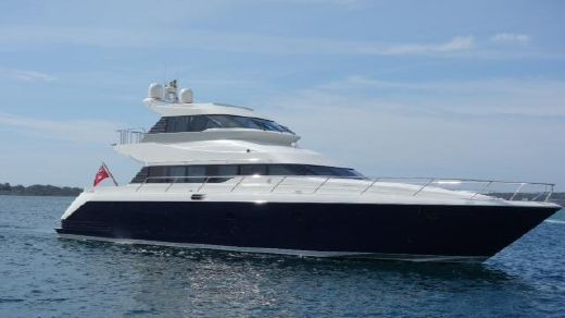 1999 Warren Yachts 85
