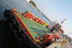 1984 Commercial Crew boat. Swiftship