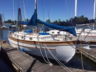1984 Union Yacht Co. Union 36