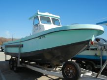 2002 Anderson Center Console Pilothouse