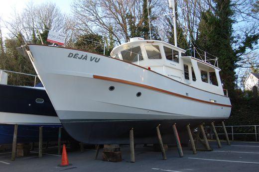 1979 Fisher Trawler 38