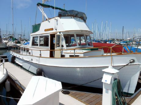 1971 Grand Banks Trawler