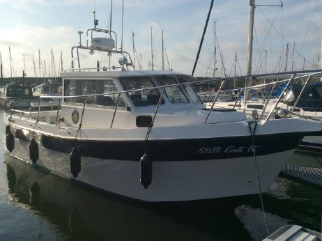 2001 Osprey Pilothouse 30