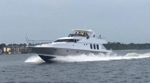 2002 Transworld motor yacht