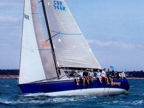 2000 X Yachts IMX 40