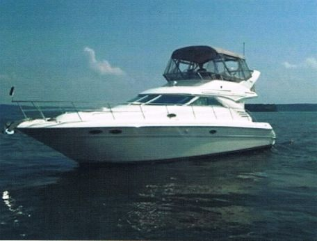 1997 Sea Ray 400 Sedan Bridge