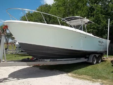 1987 Blackfin Fisherman Outboard Motors