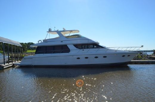 2002 Carver PILOT HOUSE 57 VOYAGER