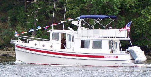 2005 Nordic Tugs 37 Pilot House