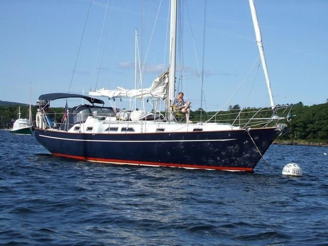 1989 Passport 41 Sail Boat For Sale