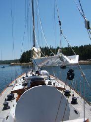 thumbnail photo 0: 2005 Brooklin Boatyard Spirit of Tradition Sloop