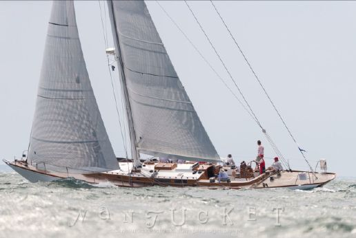 2005 Brooklin Boatyard Spirit of Tradition Sloop