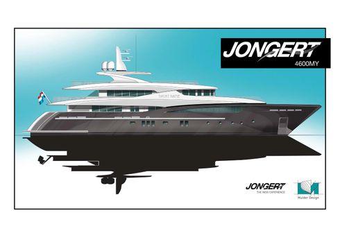 2015 Jongert 4600MY
