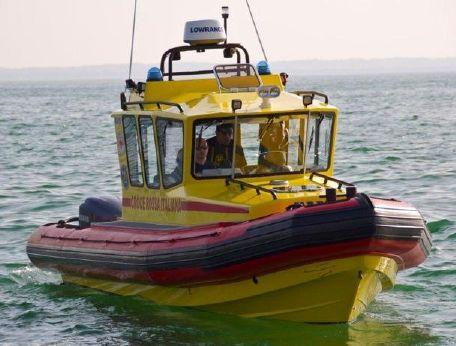 2015 Techno Marine 1025 Cabin RIB