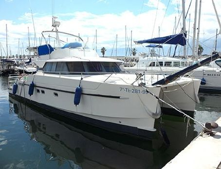 1999 Fountaine-Pajot MARYLAND 37