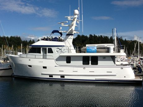 2009 Northern Marine 64 Raised Pilothouse Trawler