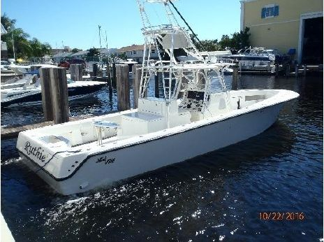 2010 Sea Vee 390 IPS