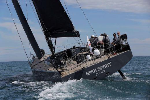 2015 Botin 65 lifting keel racing yacht