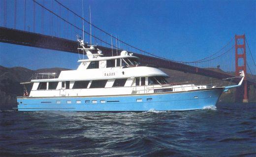1981 Hatteras 80 Motor Yacht
