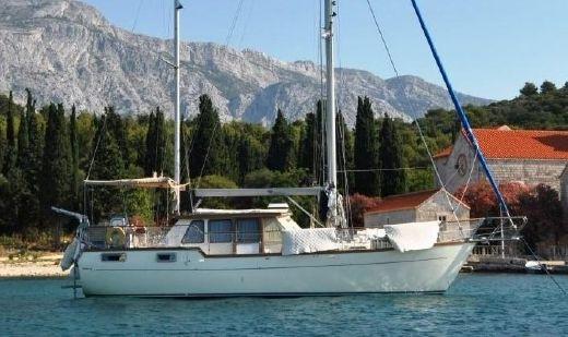 1985 Nauticat 38
