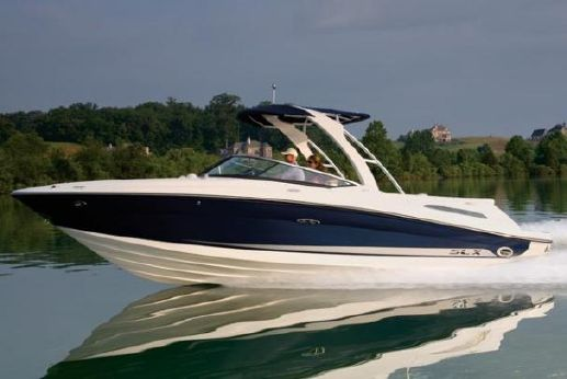 2010 Sea Ray 250 Select EX