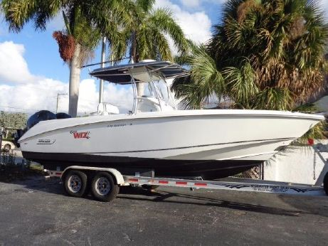 2005 Boston Whaler 270 Outrage