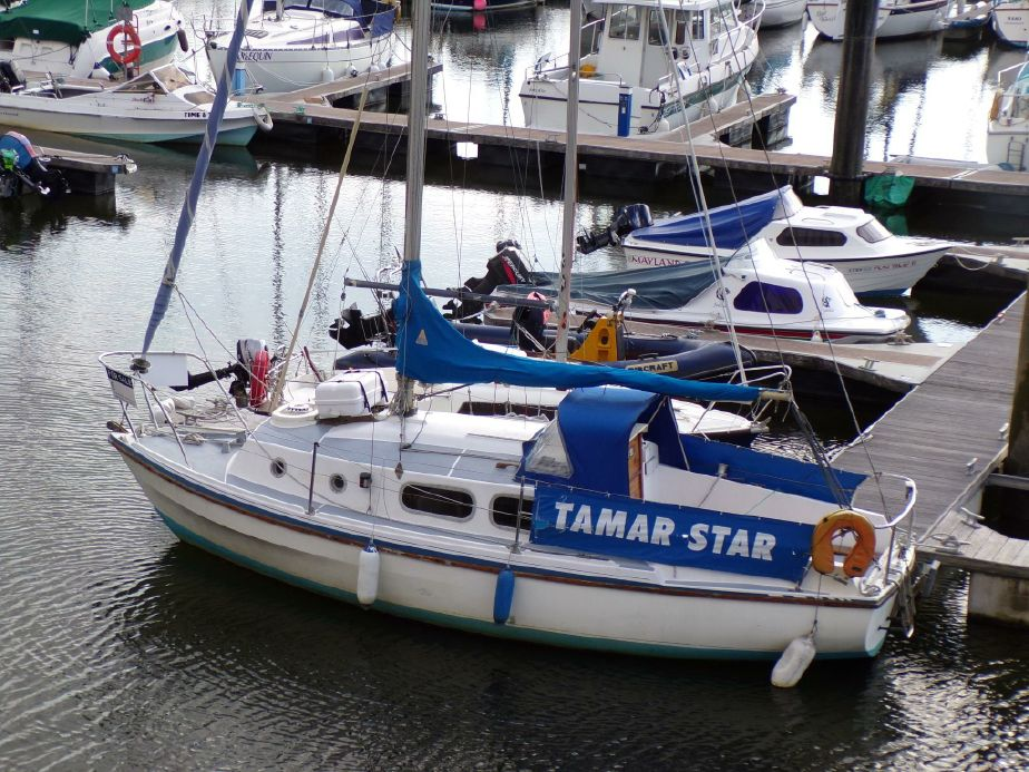 1974 Westerly Pageant Sail New and Used Boats for Sale - www