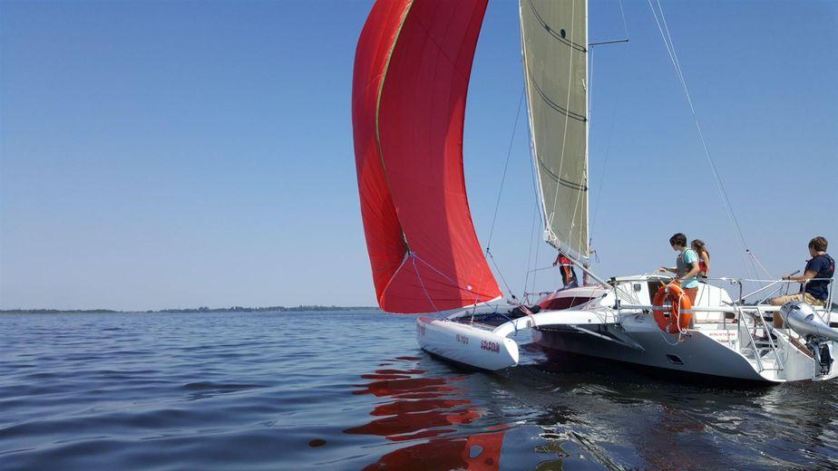 2017 Custom Werftbau Farrier F9RX Sail Boat For Sale - www