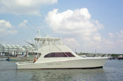 2002 Post Yachts 56 Convertible