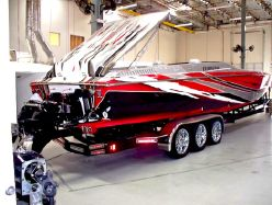 Photo of 43' Eliminator 430 Eagle XP