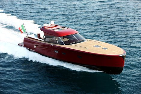 2008 Maxi Dolphin MD51