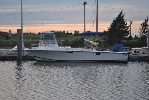 1981 Blackfin 25 Fisherman