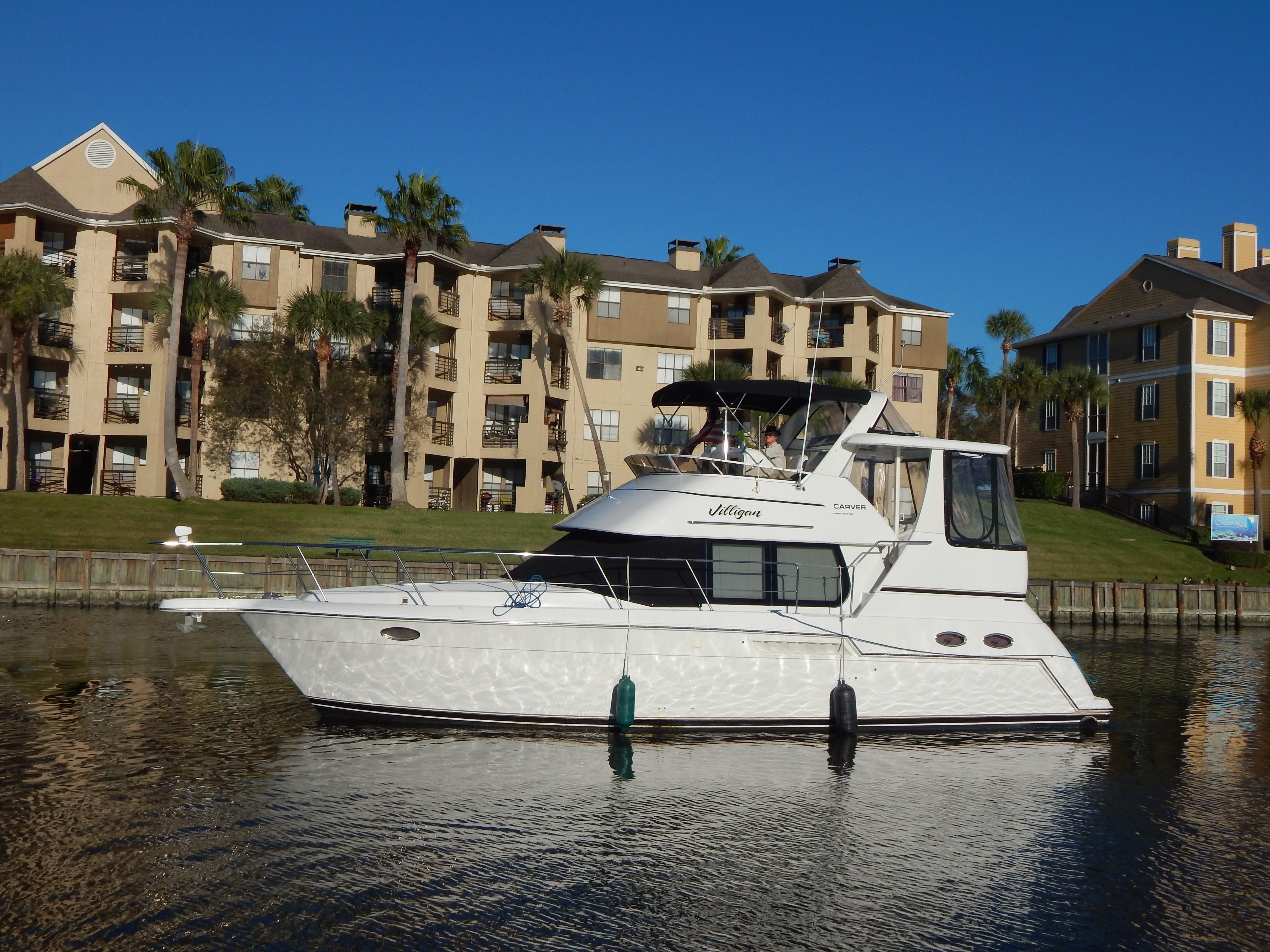 1999 carver 356 aft cabin motor yacht power new and used boats for Carver aft cabin motor yacht