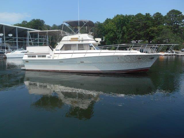 1979 viking 43 double cabin power boat for sale www for Viking 43 double cabin motor yacht